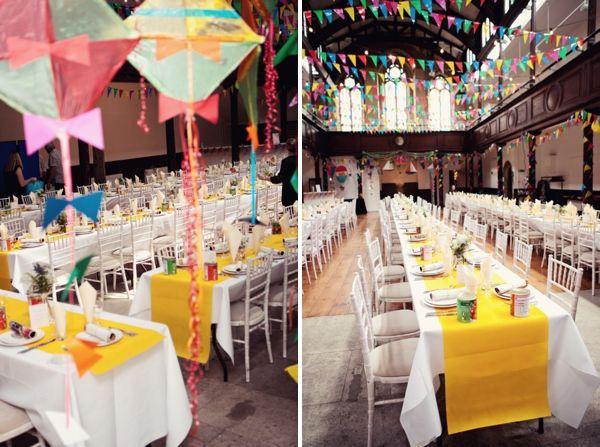 kite wedding decorations
