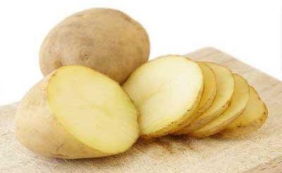 potato juice hair growth