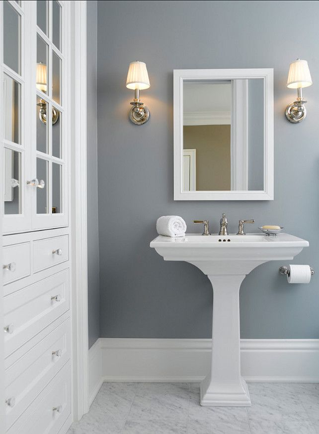 Solitude favorite paint colors blog for Colors that go with gray and white