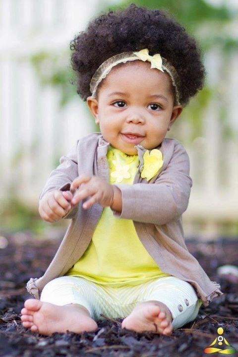 Precious Natural Babygirl
