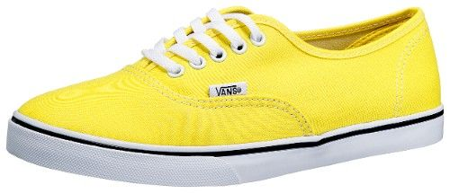VANS Sneakers in Gelb