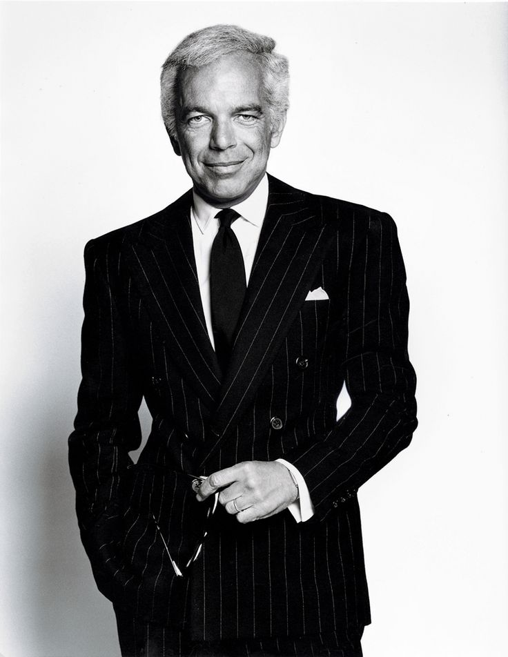 Ralph Lauren (born Ralph Lipschitz, October 14, 1939) is an American fashion designer and business executive; best known for his Polo Ralph Lauren clothing brand.