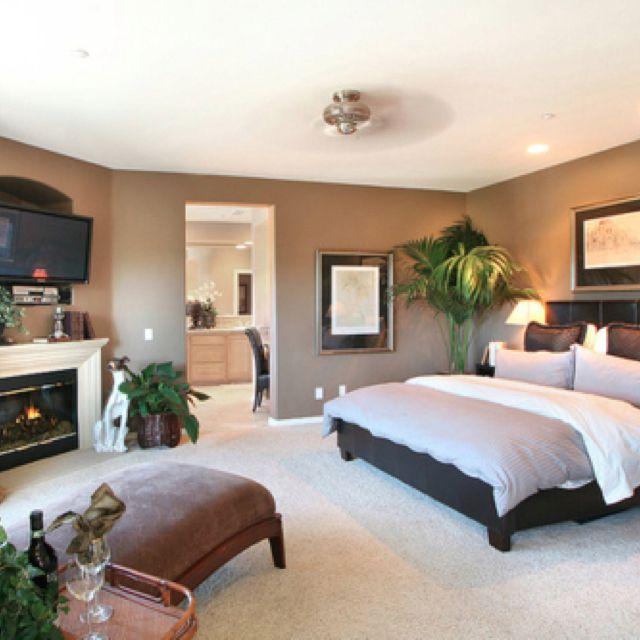 My dream master bedroom!   Dream Home   Pinterest on Dream Master Bedroom  id=41214