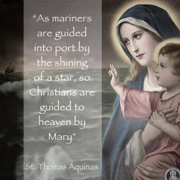Mother Mary Quotes QuotesGram