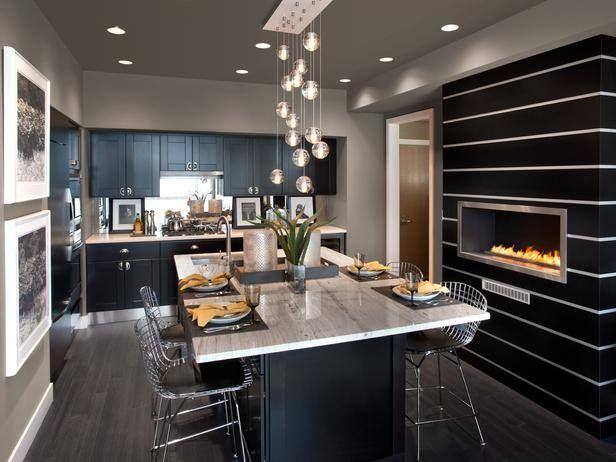 Urban Oasis Love Colors Kitchen Counters Floor