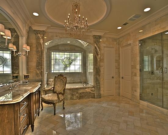 Super Fancy Bathroom