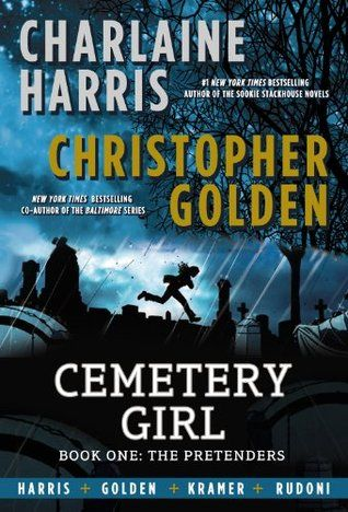 Image result for cemetery girl charlaine harris