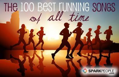 EPIC LIST!!! Repin to update your playlist before your next run or race! The Top 100 #Running Songs of All Time | #music #exercise via @SparkPeople
