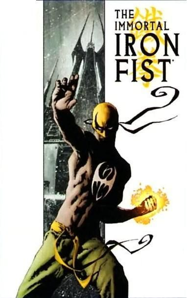 Image result for the immortal iron fist