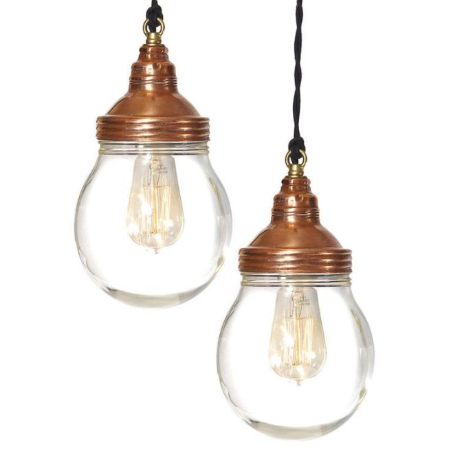 Benjamin Copper Explosion Proof Lamps. Perfect for the Industrial kitchen.