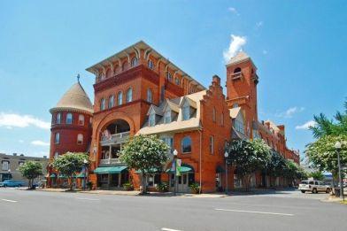 WIndsor Hotel Americus, GA