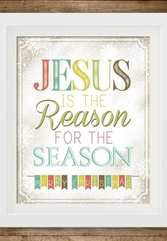 23 Free Christmas Printables to Download {tags, home decor}