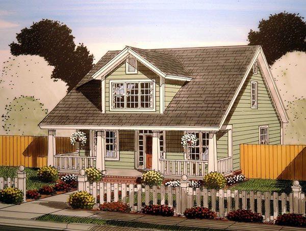 Small Cape Cod Cottage Plans