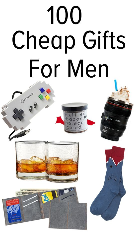 105 Affordable Christmas Gifts For Men