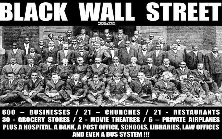 black wall street tulsa oklahoma african american on black wall street id=85468