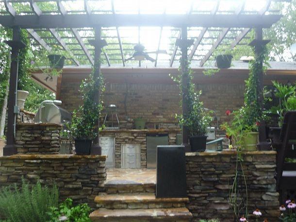outdoor kitchen deck herb garden after lying in the gardens o on outdoor kitchen herb garden id=24560
