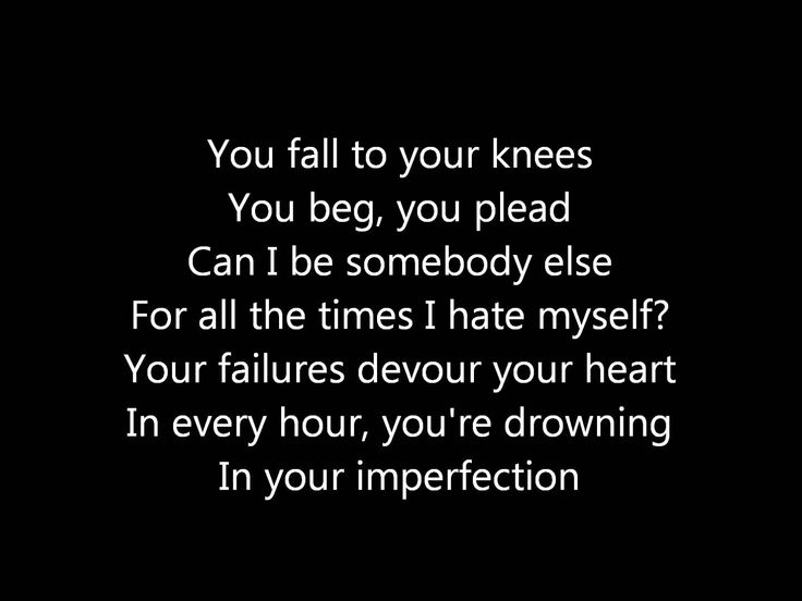 Imperfection By Skillet