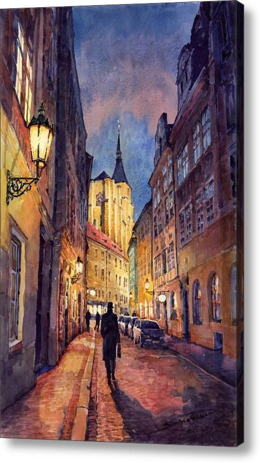 Yuriy Shevchuk - Prague Husova Street