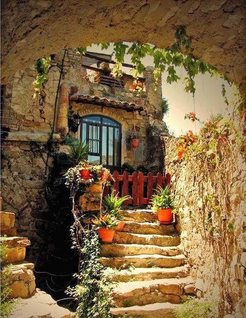 Ancient House, Isle of Crete, Greece photo via lisa