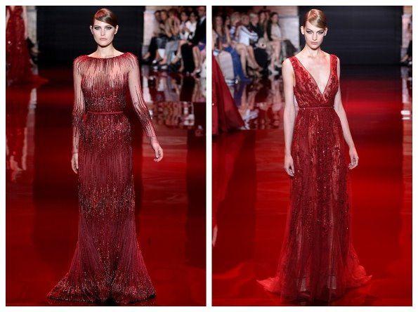 haute couture elie saab s/s 2013