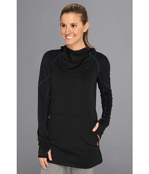 New Balance Heidi Klum for New Balance(r) Moto Pullover Black - Zappos.com Free Shipping BOTH Ways