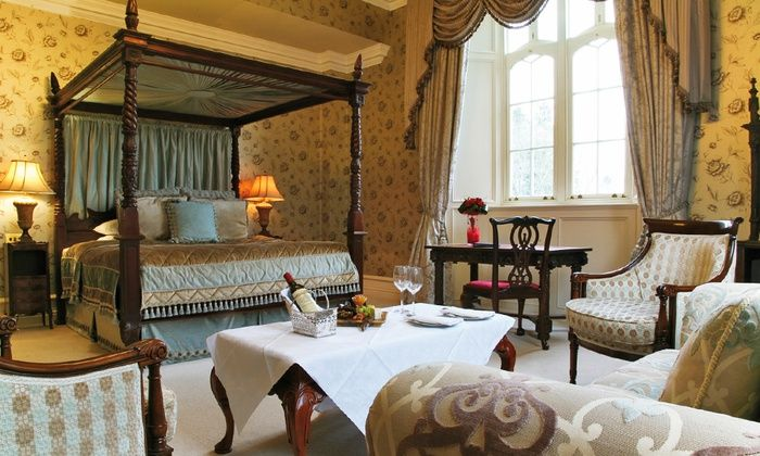 Luxury Dromoland Castle Vacation with Rental Car and Airfare Deal of the Day | Groupon