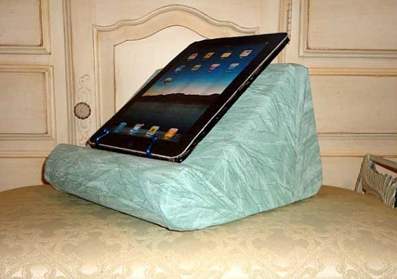 Soft Book Holder for Your Lap Use For All Your by SewInventive
