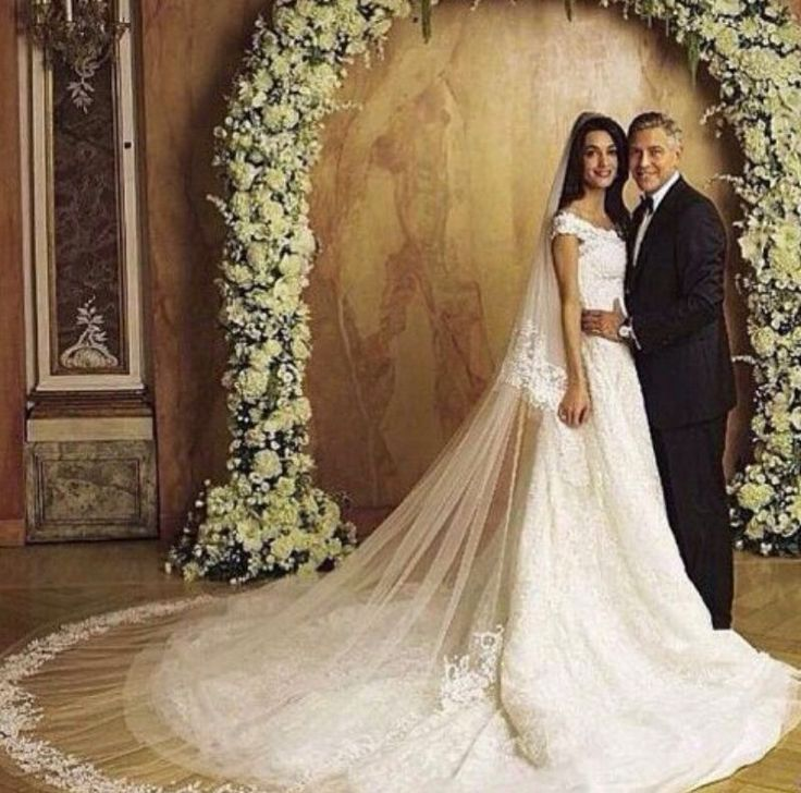 Amal Alamuddin & George Clooney wedding (Not royal, but may as well be)