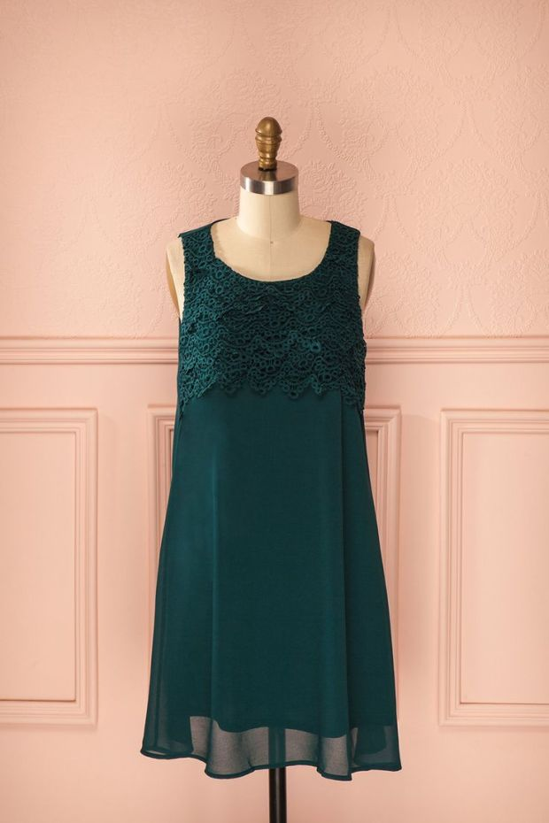 robe-verte-sarcelle-fluide-boutique-1861