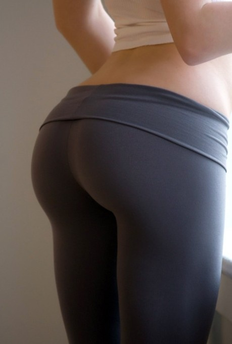 I Bet She Squats Every Day