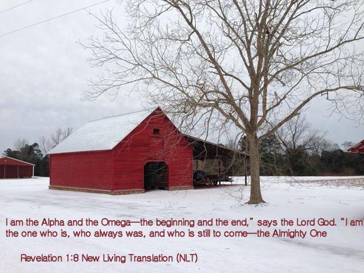 Revelation 1.8 New Living Translation (NLT)