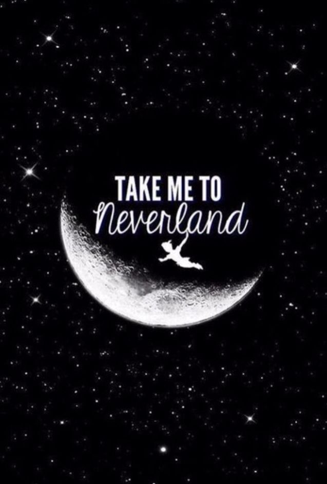 Peter Pan neverland