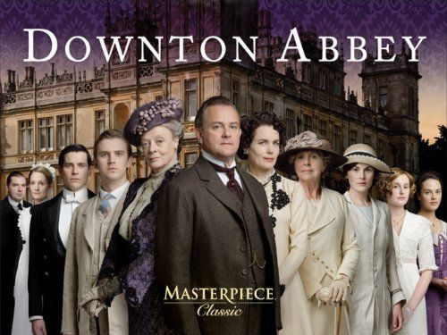 Love Downton Abbey...Love just about everything on Masterpiece....I'm hooked!