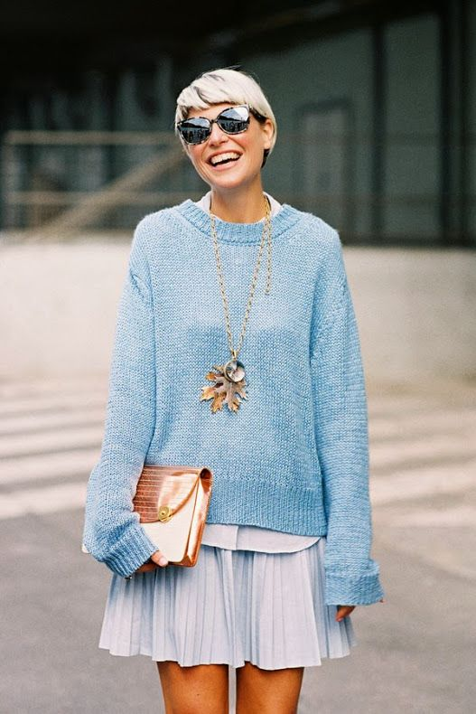 Paris Fashion Week SS 2014....Elisa - Vanessa Jackman