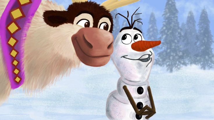 Sven and Olaf, by AmateurCraft