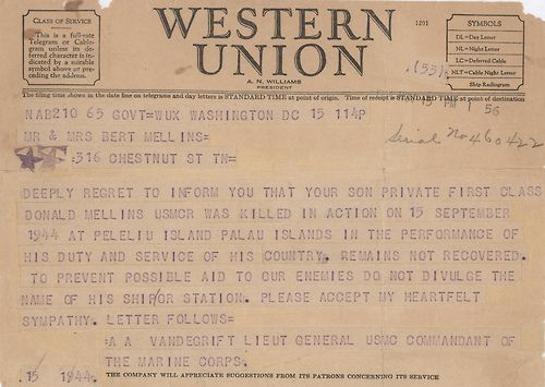 How To Address A Letter To A Union Soldier