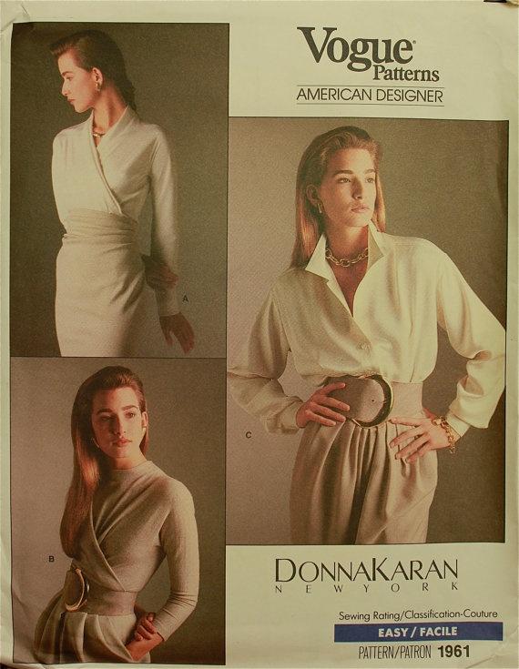 DK Vogue Patterns 1961