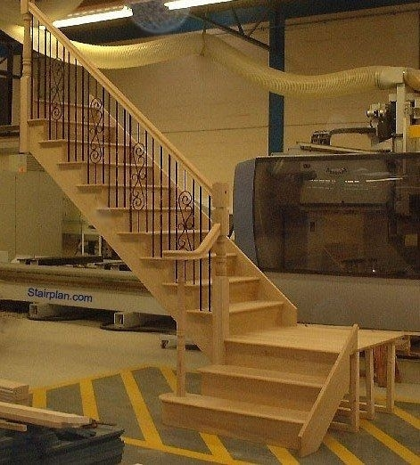Turning Stairs Quarter Turn Staircase Idea Staircases Pinterest   Quarter Turn Staircase Design   Winder Staircase   Oak   Turning   Oval Shaped   Modern