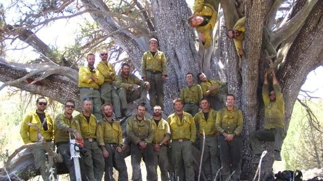 Image result for Granite Mountain hotshots