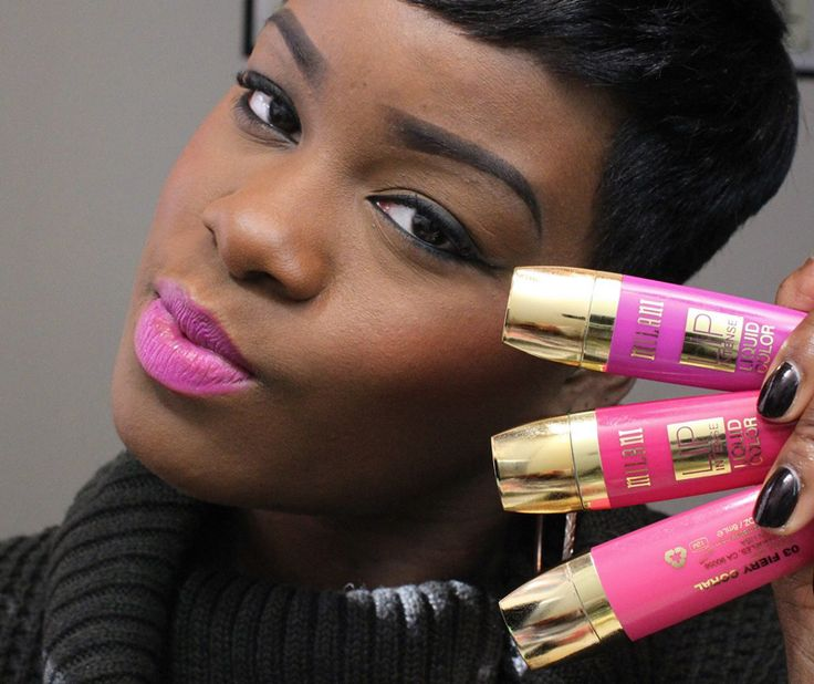 The Milani Lip Intense Liquid Colors for Spring 2014 Packs a Powerful Punch, or Should I Say Pout #Milani