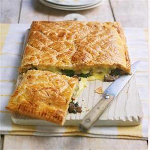 tart puff pastry