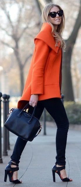 Marc Jacobs- Orange