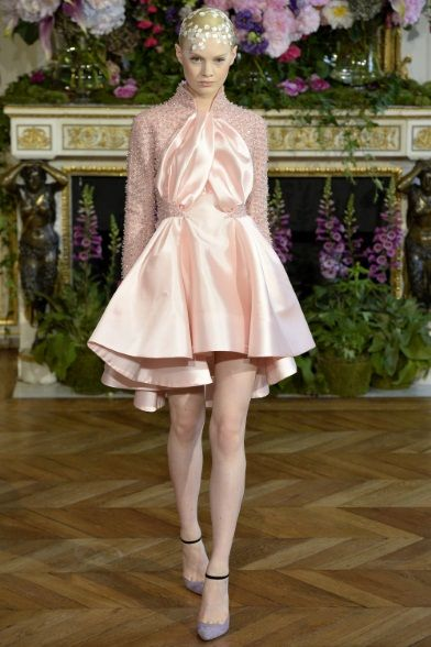 Alexis Mabille Haute Couture Fall Winter 2013-14
