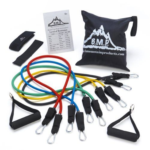 ✔️ $30--- Black Mountain Products Resistance Band Set with Door Anchor, Ankle Strap, Exercise Chart, and Resistance Band Carrying Case, http://www.amazon.com/dp/7245456313/ref=cm_sw_r_pi_awdm_Y9NAtb0JJBRBV