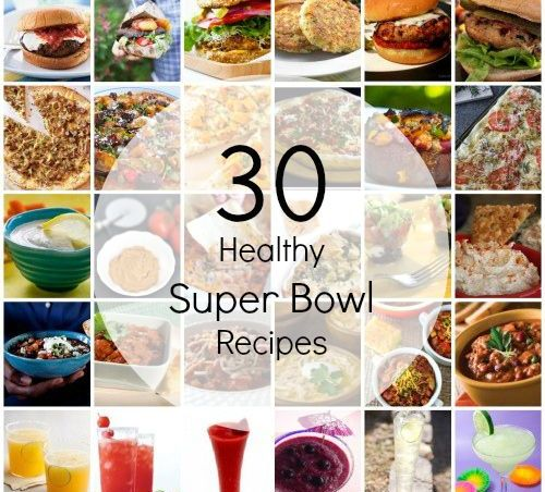 30 Healthy Super Bowl Recipes