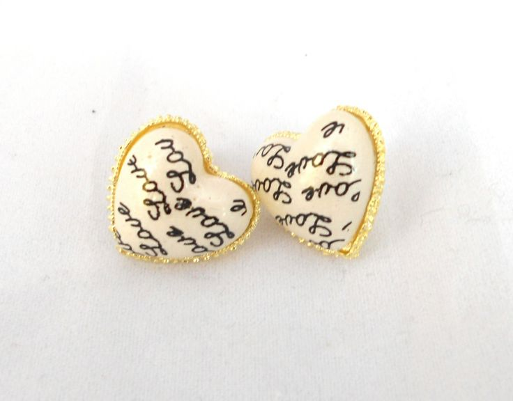 "Green Eyed Lady - Heart ""Love"" Studs , $9.99 (http://www.shopgreeneyedlady.com/jewelry/earrings/heart-love-studs/)"
