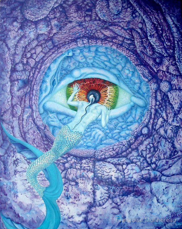 Spiritual Warrior by Francoise Monnereau