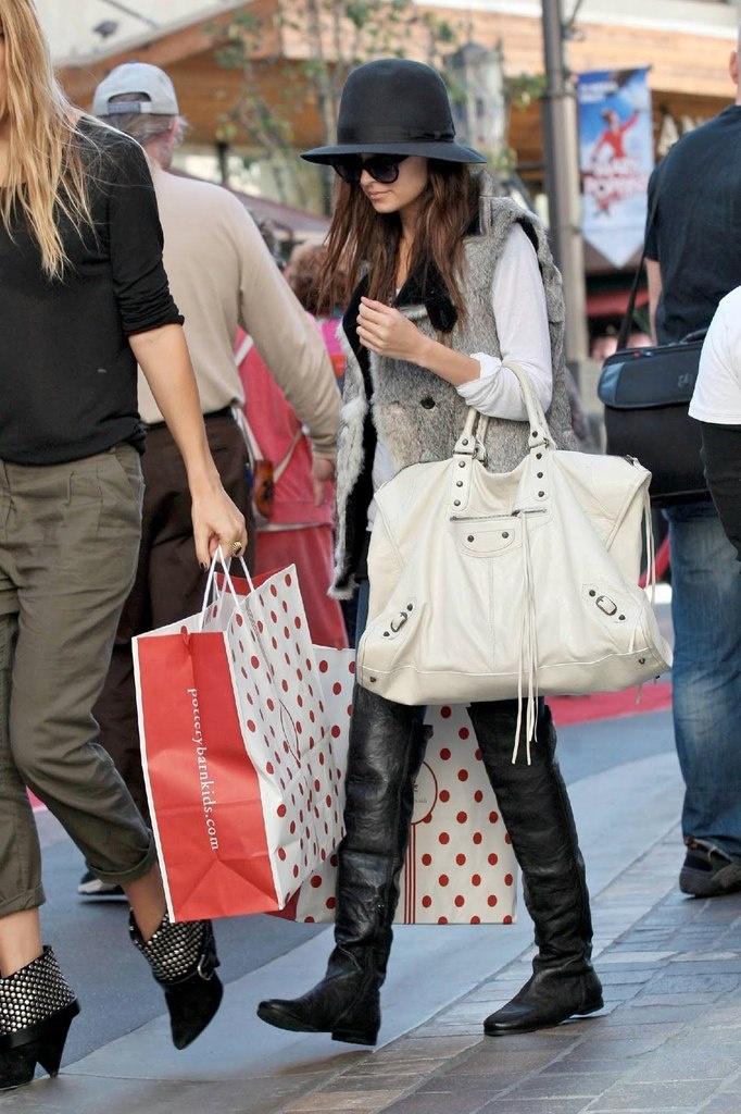 Giant Balenciaga Bag