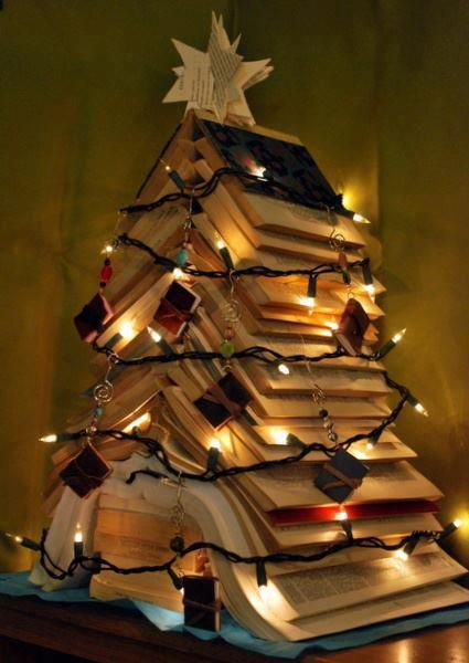 Oh Christmas Tree, Oh Christmas Tree, How lovely are your pages!