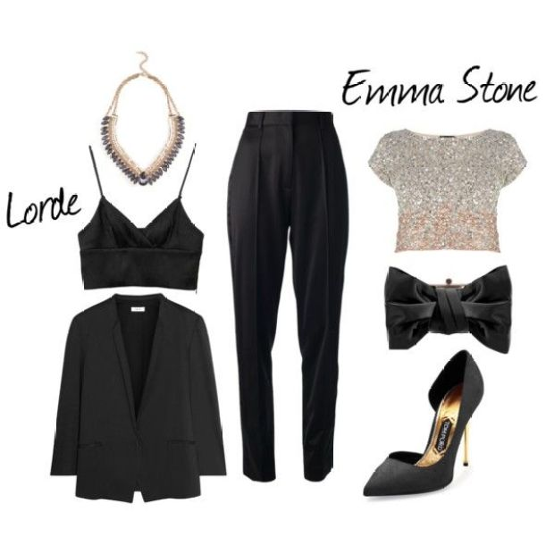 Lorde-Emma-Stone-tenue-de-soirée-Golden-Globe